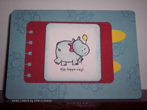 Pun Fun - Hippo