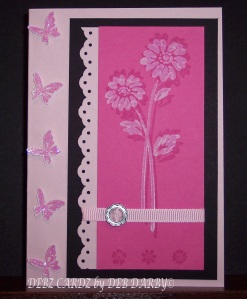 Faux Dry Embossing