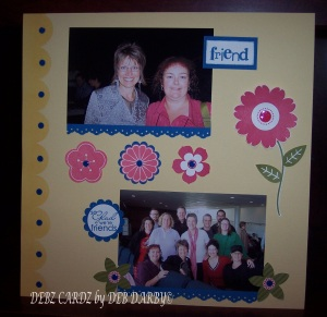 Shelli & Co Convention Scrapbooking
