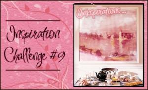 Inkspiration Inspiration Challenge #9