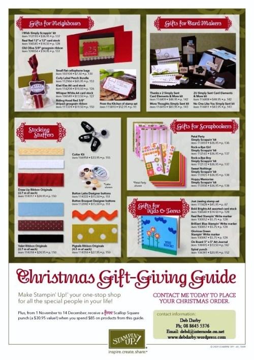 Christmas Gift-Giving Guide